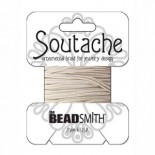 Soutache 3mm - Fb. 1020 - Linen